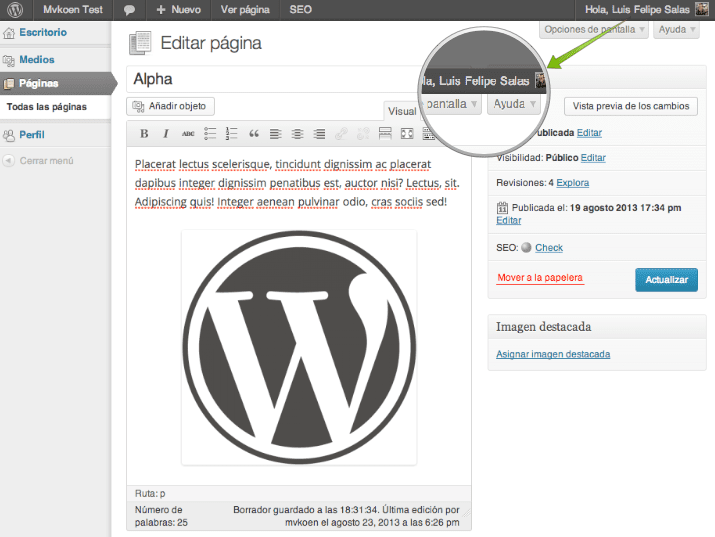 ¿Cómo otorgar permisos de edición a usuarios específicos en WordPress?