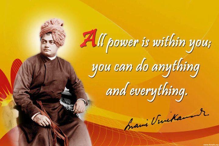 swami vivekananda thoughts