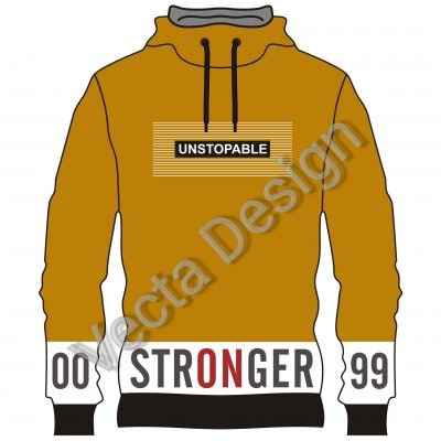 GRAPHIC T- SHIRT/ HOODIE DESIGN THE UNSTOPPABLE