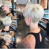 Pixie Cut Styles For Women  2017 + 2018
