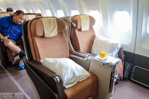 pal a340 business class-17