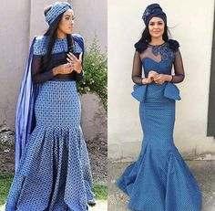 Tswana wedding dresses pictures