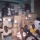 Container Arrival & Offloading in Buea - 100_9138.JPG