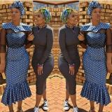 2017 Shweshwe Dresses For African Woman