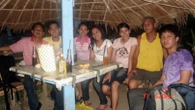 April 17: Marife Bandong's Residence (Alcala, Pangasinan)