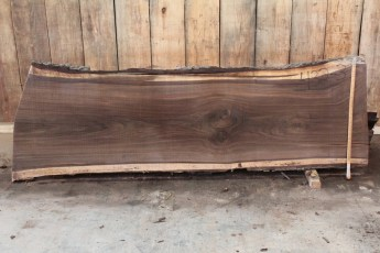 "432 Walnut -3 2 1/2"" x 31"" x 27"" Wide x 8' Long"