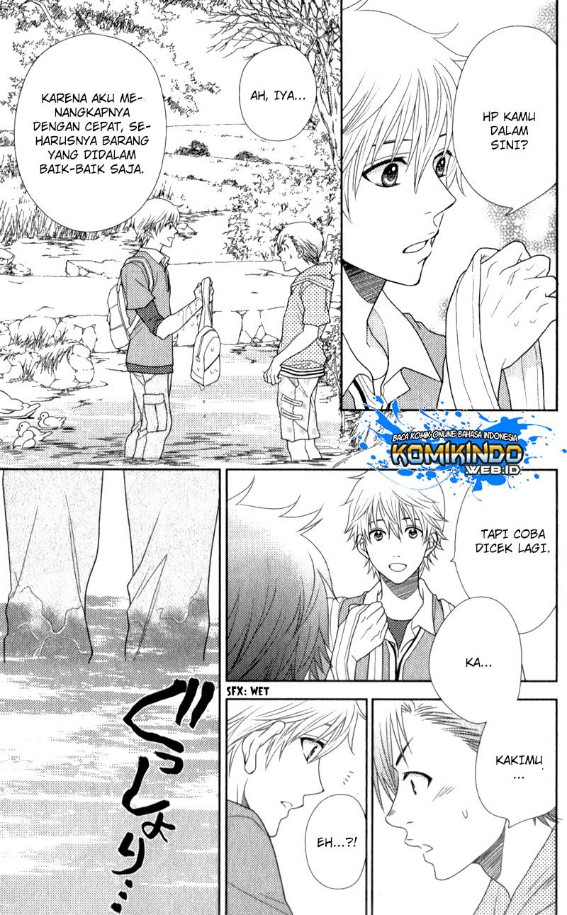 Nanoka no Kare: Chapter 15 - Page 20
