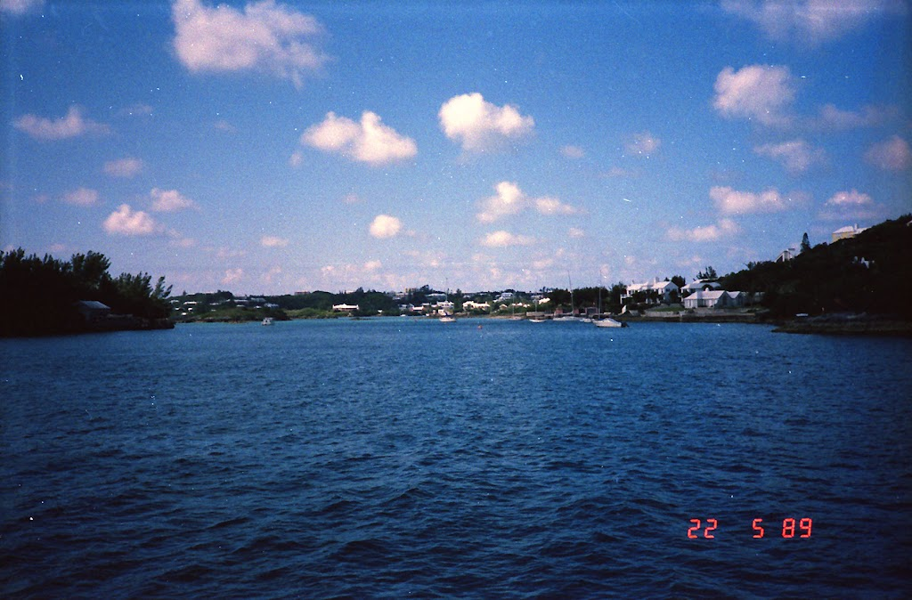 0860Bermuda Harbour