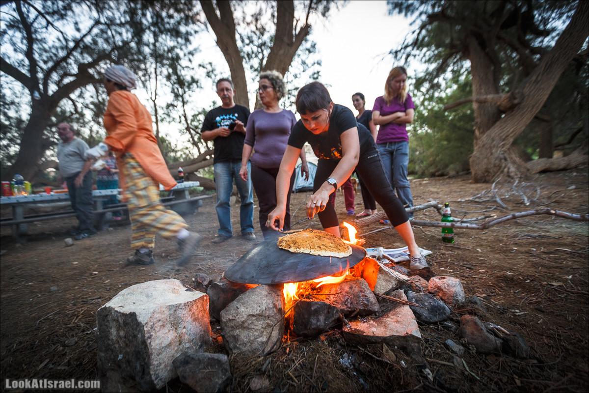 Пасхальная прогулка по пустыне   LookAtIsrael.com - Фото путешествия по Израилю
