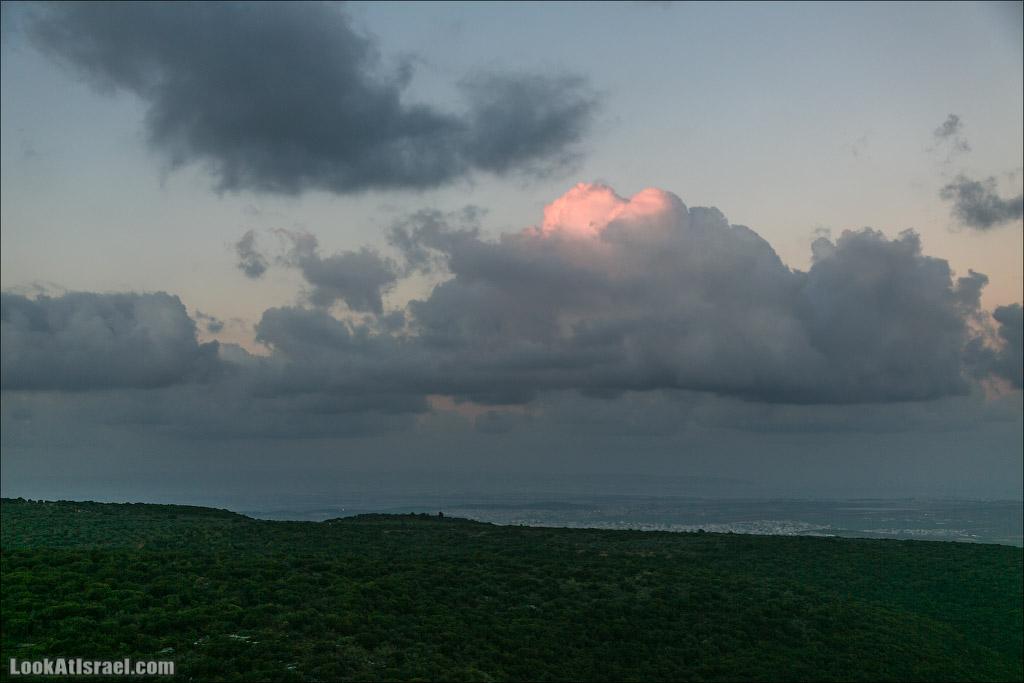 Йехиам от заката до рассвета | Yehiam Fort, From Dusk ill Dawn | LookAtIsrael.com - Фото путешествия по Израилю