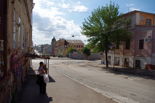 Calles de Kazán