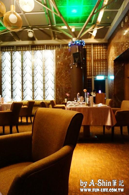 裕元花園酒店映景觀餐廳8