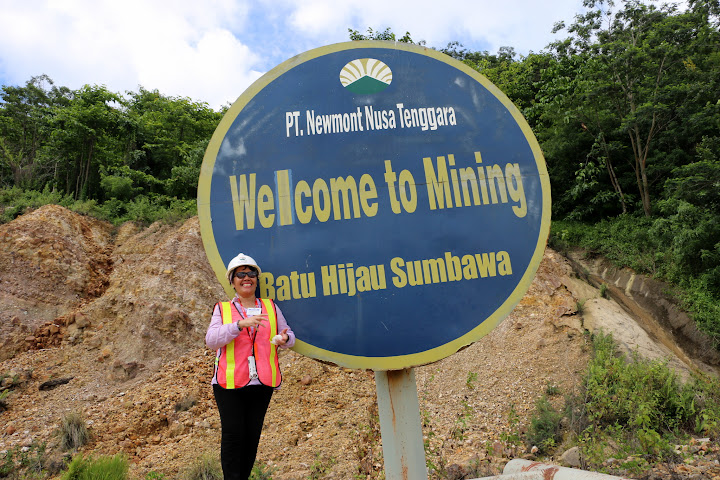 Welcome to Mining Batu Hijau Sumbawa