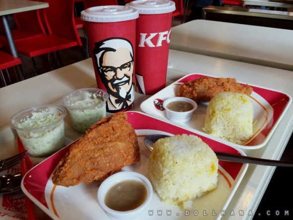 KFC Crispy Fire Chicken tabasco philippines review