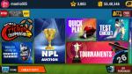 تحميل لعبة World Cricket Championship 2 مهكرة للاندرويد احدث اصدار Mod APK+Obb
