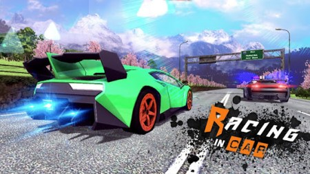 Racing In Car 3D   Apps on Google Play Screenshot Image