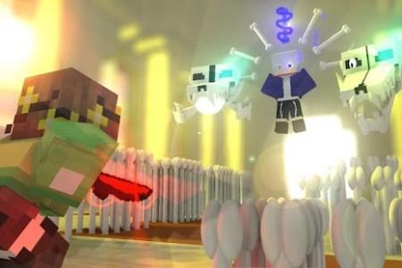 Minecraft Spielen Deutsch Skins Para Minecraft Pe Guerra Bild - Skins para minecraft pe guerra