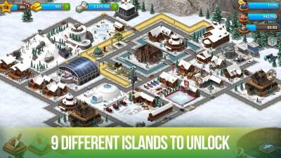 Paradise City Island Sim Bay: City Building Games ...