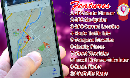 GPS Navigation  Route Planner  Maps   Street View 1 1 1   Seedroid GPS Navigation  Route Planner
