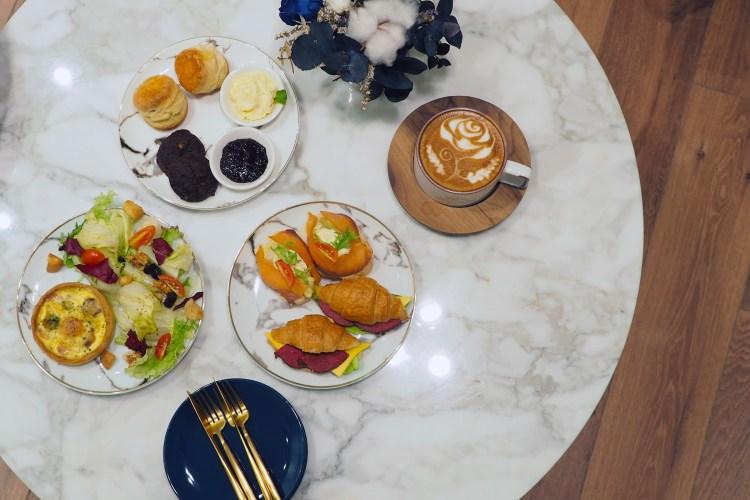 台北咖啡|民生社區靜巷內品嚐三層下午茶 Chubby Bird County 比你想像更講究〖食攝人生事務所〗