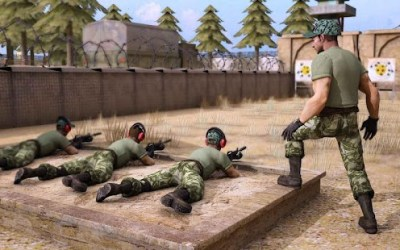 US Army: Training Camp Game for PC and MAC