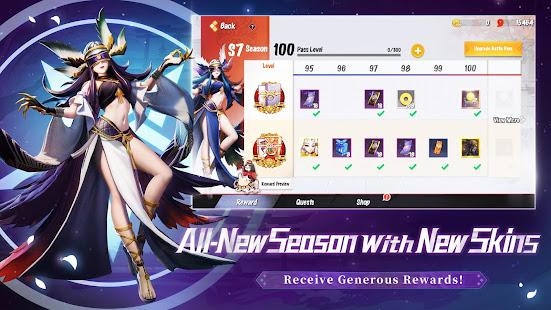 Screenshot Onmyoji Arena