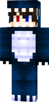 Dino Boy Nova Skin