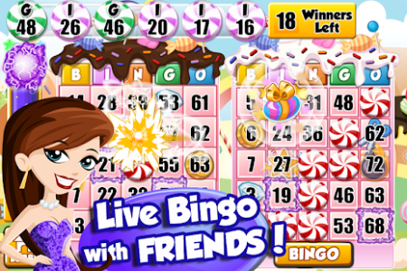 Bingo PartyLand   Free Bingo Games   Apps on Google Play Screenshot Image