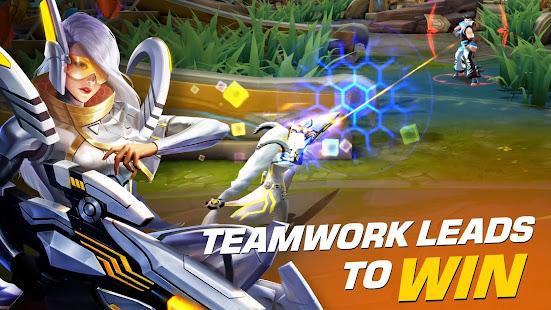 Screenshot Mobile Legends: Bang Bang