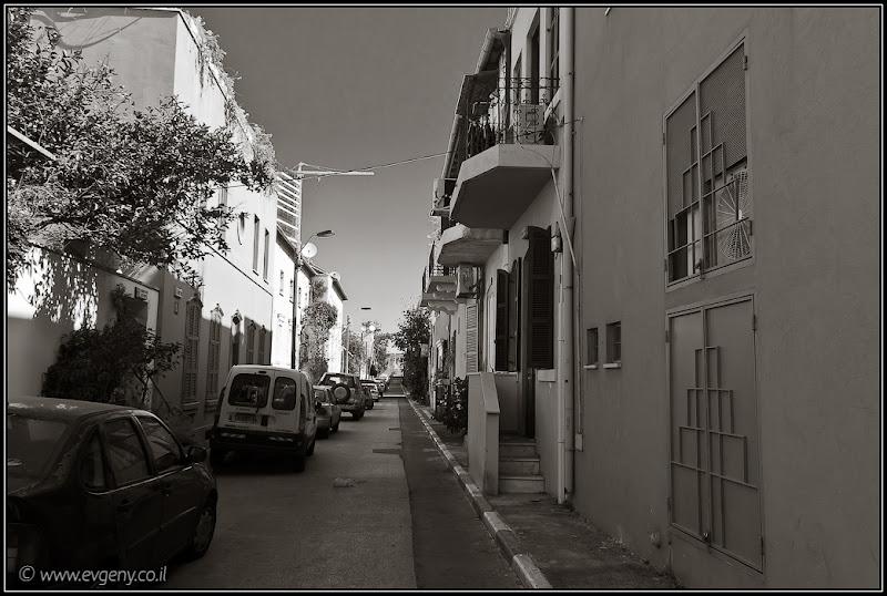 Покинутый город: Тель Авив