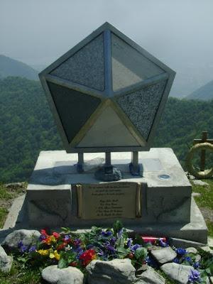 Monumento Incidente 25 Aprile 2005