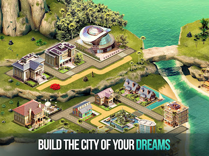 City Island 4  Sim Town Tycoon  Expand the Skyline   Apps on Google Play Screenshot Image