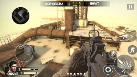 Gun Shot Strike   Apps on Google Play Screenshot Image