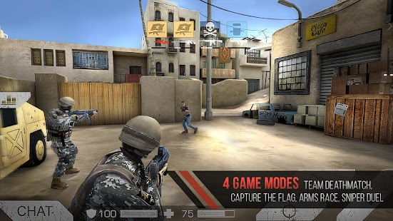 Top 6 Best Offline Multiplayer Shooting Games for Android   Techniblogic Standoff Multiplayer Screenshot  Standoff Multiplayer Screenshot  Standoff  Multiplayer Screenshot