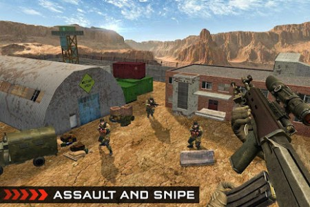 Mountain Sniper Simulator  Shooting Games   Apps on Google Play Screenshot Image