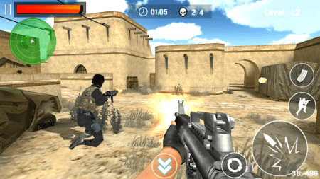 SWAT Shooter   Apps on Google Play Screenshot Image