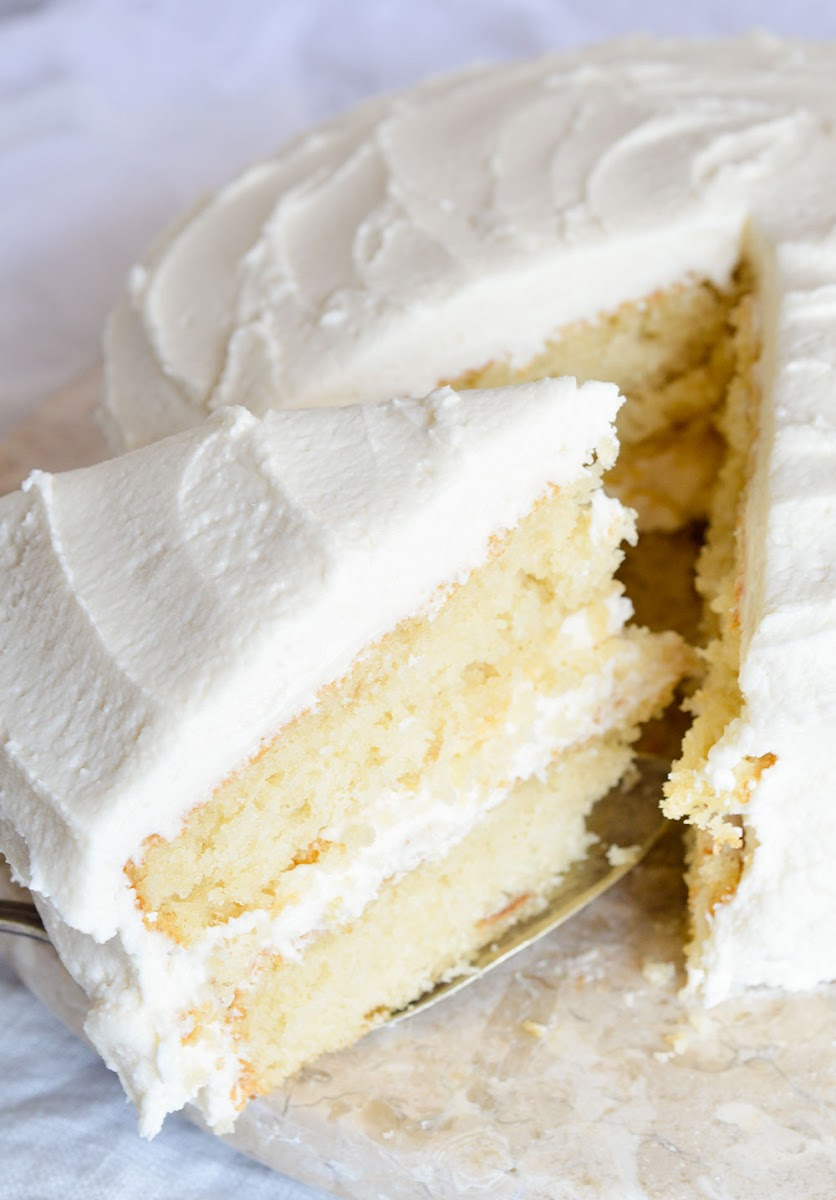 10 Best Vanilla Cake From Scratch Without Milk Recipes