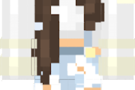 Cute Girl Minecraft Skins Pe Path Decorations Pictures Full Path - Skins para minecraft pe wolf