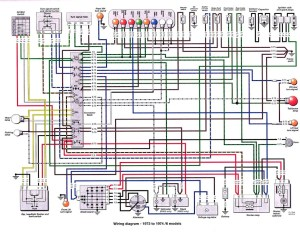 wiring diagram for R906 anyone? | Adventure Rider