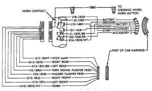 1985 W100 with tilt ignition starter switch  Dodge Ram