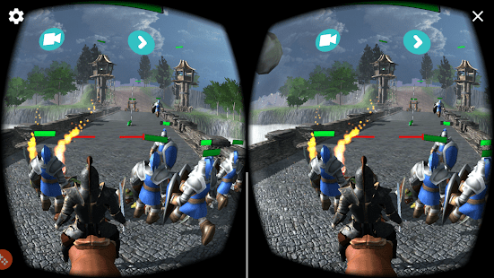 VR Orcraft   Google Cardboard Game   VR Adventure   Apps on Google Play Screenshot Image