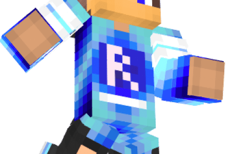 Skin De Minecraft Skinwalker Full HD MAPS Locations Another - Skin para minecraft de yato