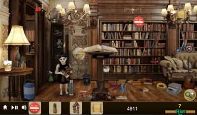 Mystery Mansion Hidden Object for PC and MAC