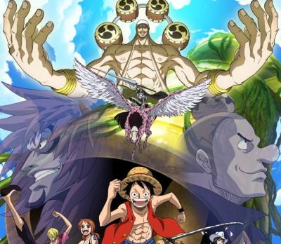 Download One Piece Episode 153-195 (Skypiea Island Arc ...