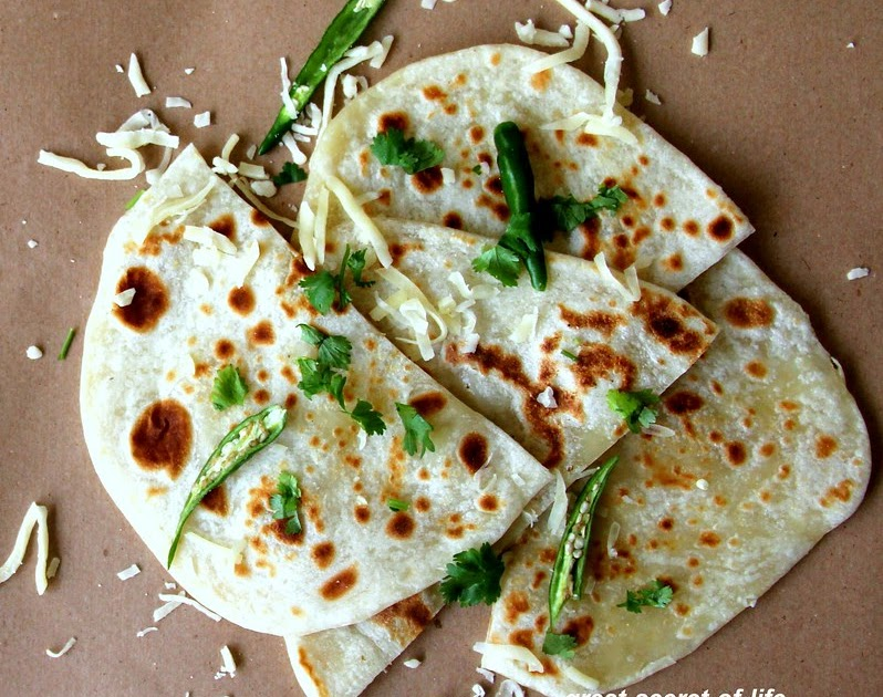 Cheese Naan Without Yeast Recipe