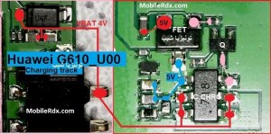 GSMSOLUTIONS: Huawei G610U00 Charging ways