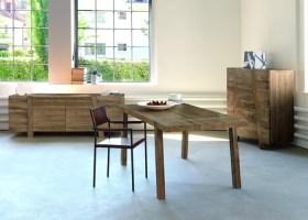 tiny house design Esstisch Stühle Mit Rollen