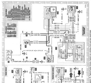 Citroen C4 Grand Picasso Wiring Diagram  Wiring Diagram