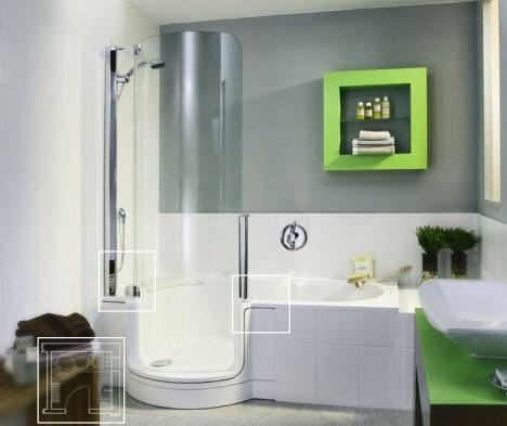 Home Interiors And Accessories Artweger Twinline Shower