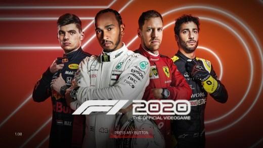 Steam – F1 2020 #2 日本 鈴鹿サーキット/ WILLIAMS RACING / 1:34.602